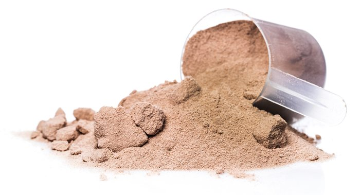 Top 4 Supplements For Getting Bigger Faster: Whey Protein