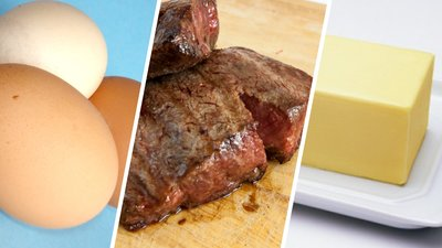 3 Saturated-Fat Sources You Should Eat More Of
