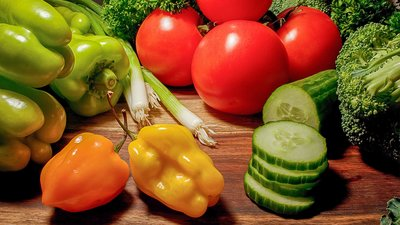 The 5 Keys To A Rock-Solid Vegetarian Diet