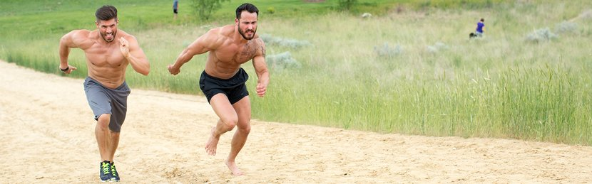 Sprints & Sprinting: Powerful Physique-Shaping For Athletes