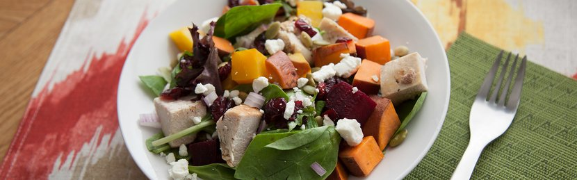 A Dieter's Guide To Building Salads