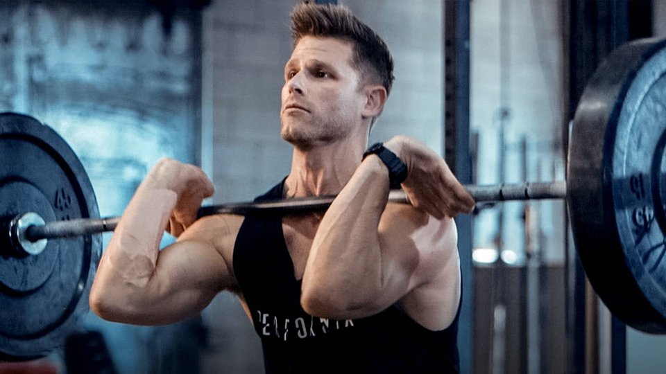 Andy Speer's 3 Favorite Strength-Training Moves