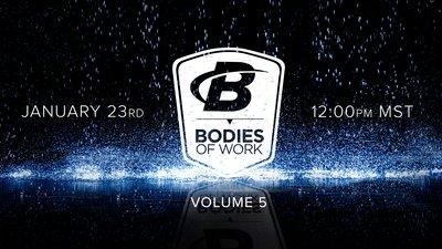 Bodies Of Work: Volume 5