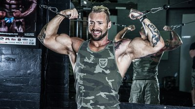Kris Gethin's Guide To Making 2017 Your Best Year Yet