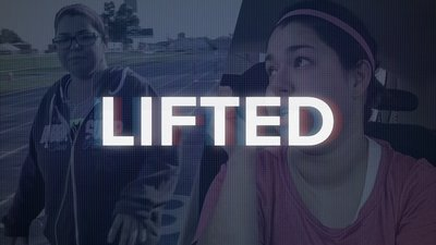 Lifted: Original Transformation Series
