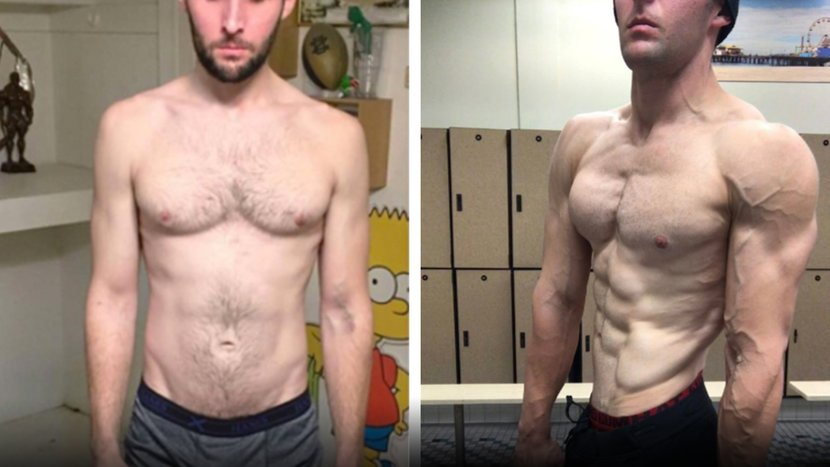 Crohn's Couldn't Keep This Bodybuilder Down