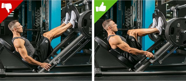 The 6 Biggest Leg Press Mistakes Solved: Doing Only Shallow Reps