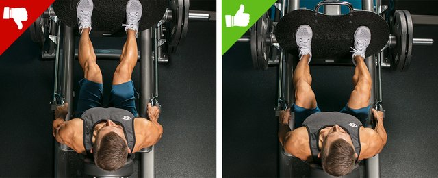 The 6 Biggest Leg Press Mistakes Solved: Allowing Your Knees To Collapse Inward