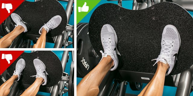 The 6 Biggestt Leg Press Mistakes Solved: Turning Your Feet Excessively In or Outward