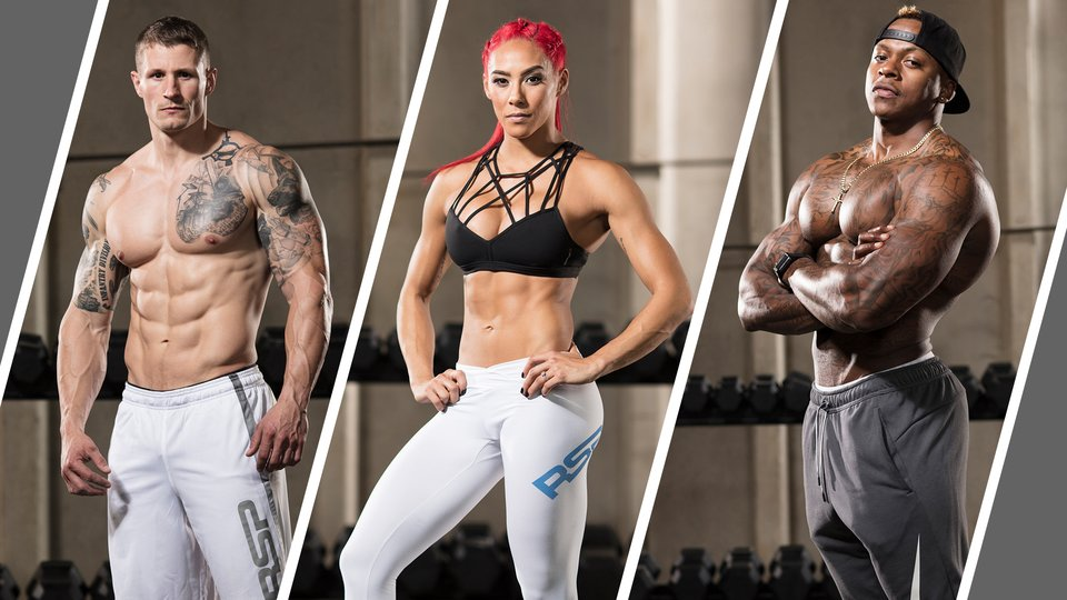 Triple Threat: 4-Week Fitness Plan