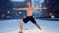 Winter Warrior: Build Immunity, Energy, And Strength With Cold Training