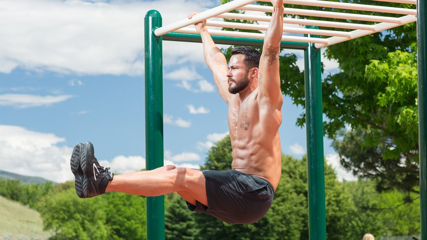 10 Killer Ways To Take Your Fitness Outside This Summer