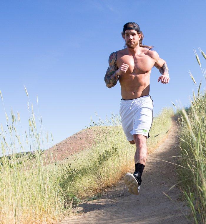 Mike Kundla trail running