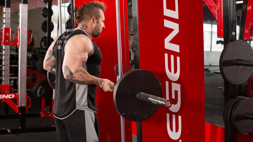 3 Gethin-Approved Biceps-Training Machine Hacks