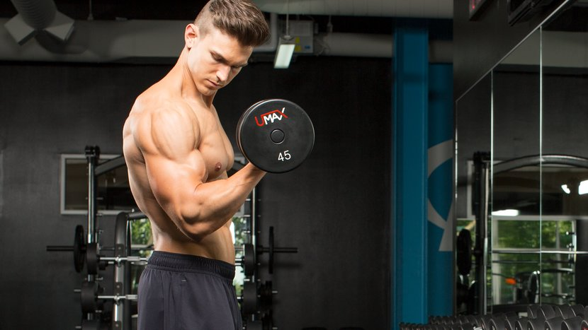 3 Supersets Guaranteed To Crank Up Your Arm Workouts