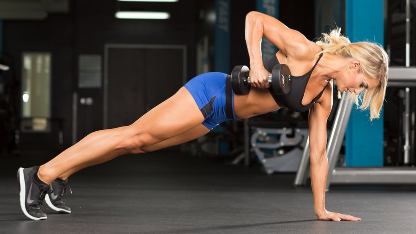5 Exercises To Remind You Exactly Where Your Core Is