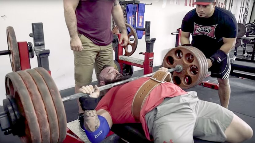 8 Ways To Improve Your Bench Press