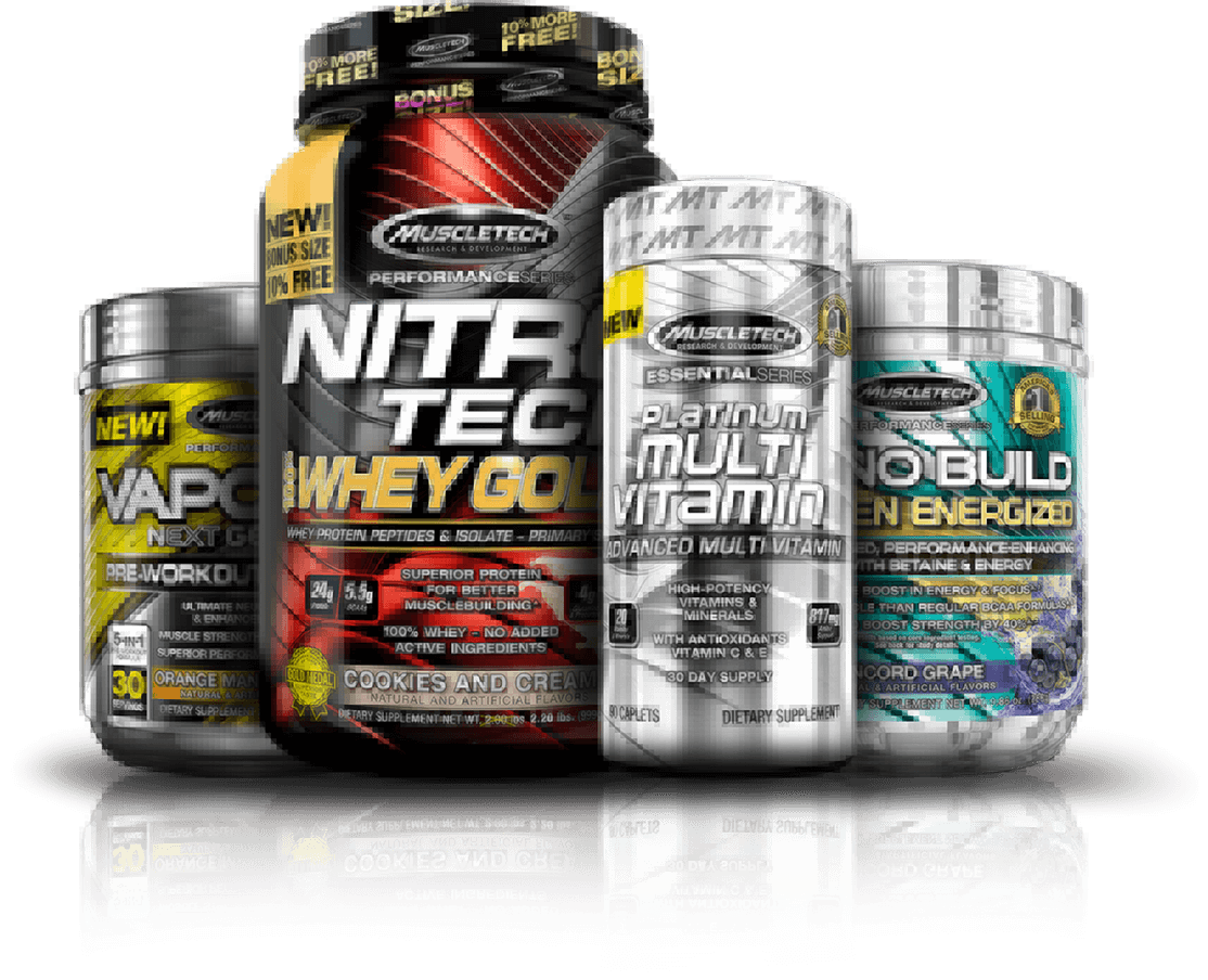 The Goblet of Gains Core Products