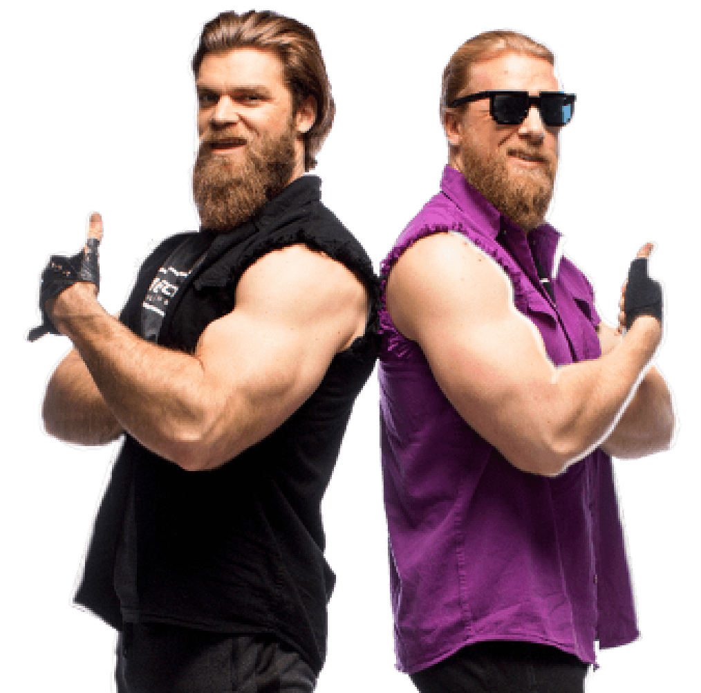 The Buff Dudes