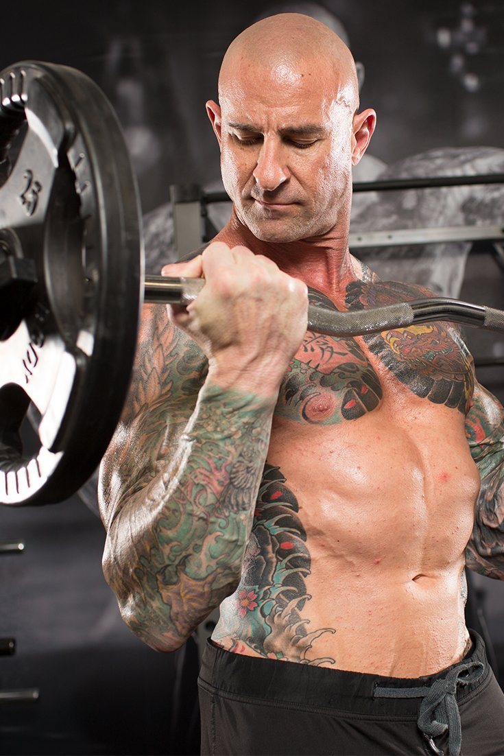 Jim Stoppani S Whole Body H I T Blitz Bodybuilding Com