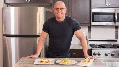 Chef Robert Irvine: Eggs 3 Ways