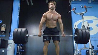 Craig Capurso's Heavy-Volume Gut-Check Workout