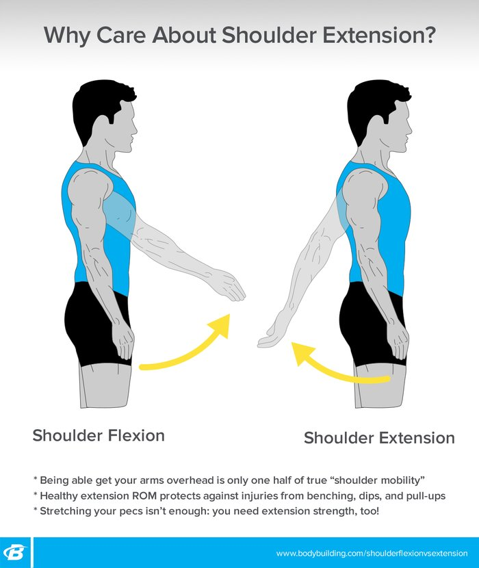 Why Care About Shoulder Extension