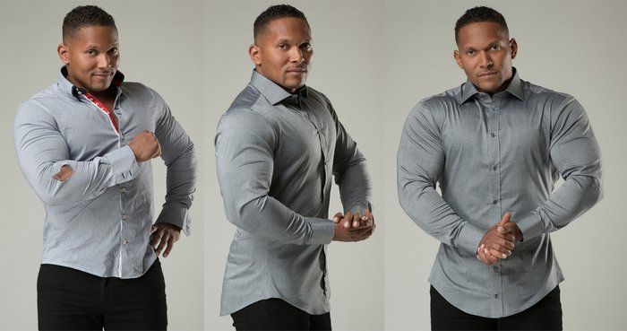 42acec4e How To Dress For Style When You're Built Like A Bodybuilder