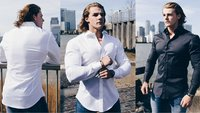 The Bodybuilder's Guide To Picking Dress Shirts