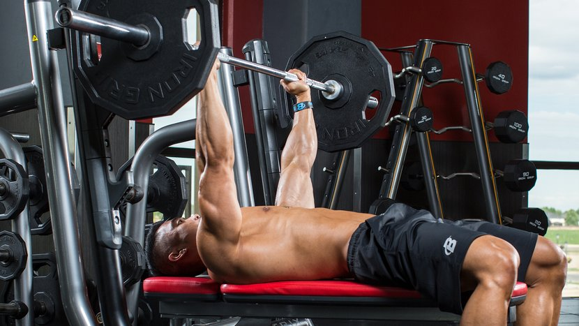 How To Survive The Most Dangerous Part Of A Bench Press