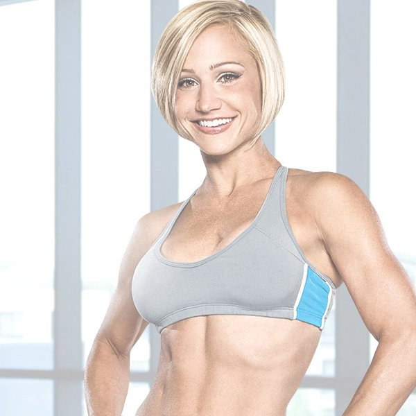 Get Fit With Jamie Eason!