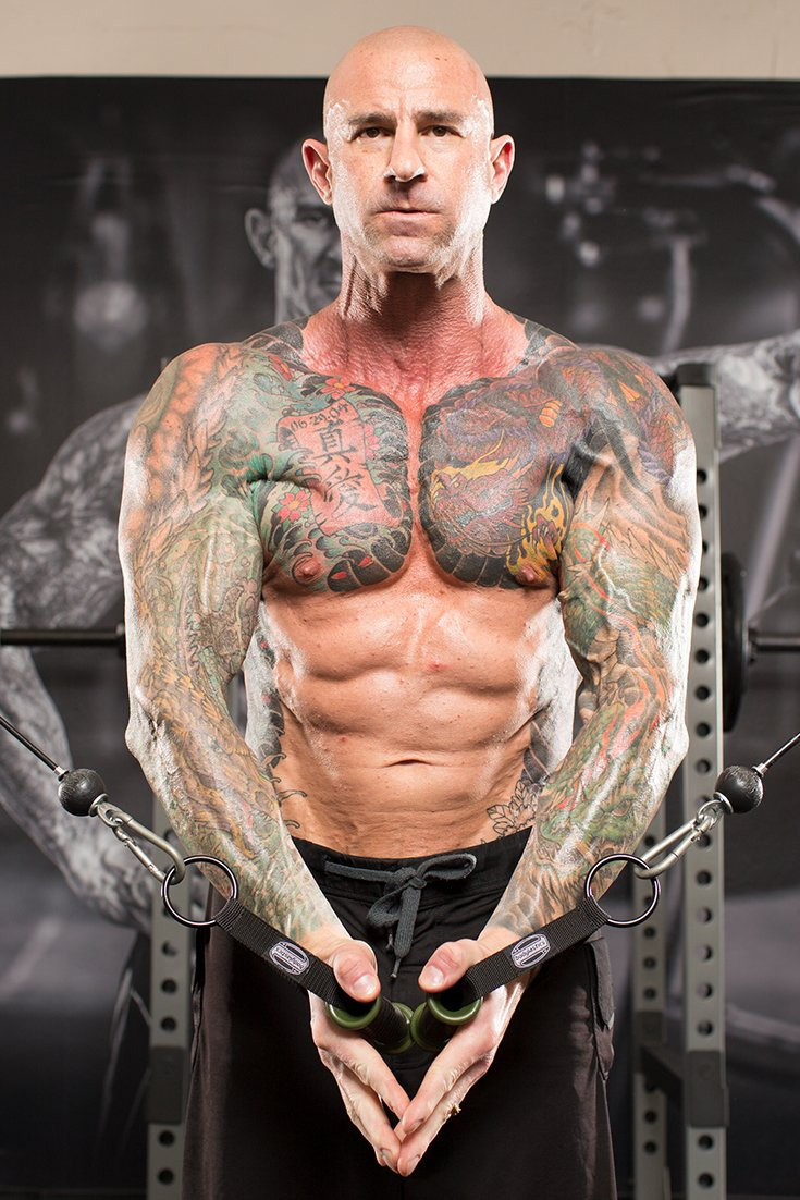 Jim Stoppanis Full Body Giant Set Program Circuit Training To Gain Muscle And Lose Fat Ripped Tips