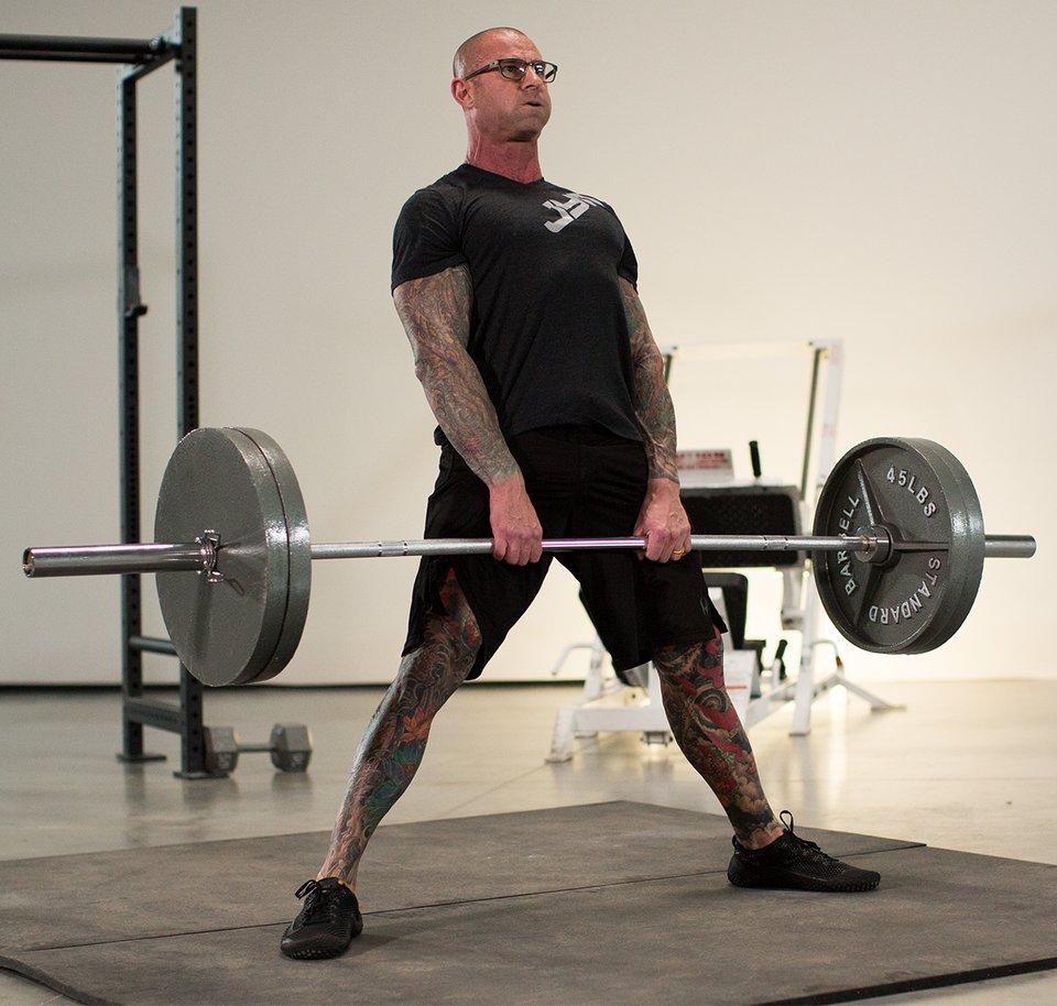 Jim Stoppani's Full-Body Giant-Set Program - Fitness