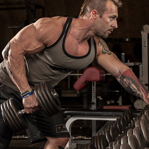 Kris Gethin's Hardcore Daily Trainer