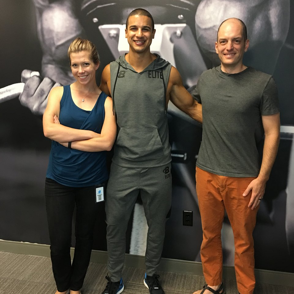 Lee Constantinou speaks with Nick Collias and Heather Eastman on The Bodybuilding.com Podcast