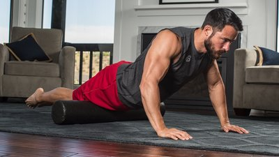 Most Of You Are Foam Rolling Wrong. Here's How To Do It Right.