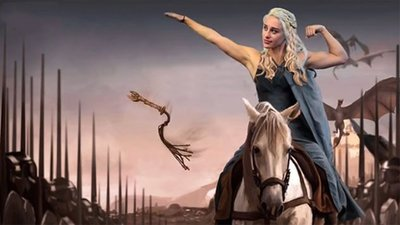 This Real-Life, Bar-Bending Khaleesi Will Blow Your Mind!