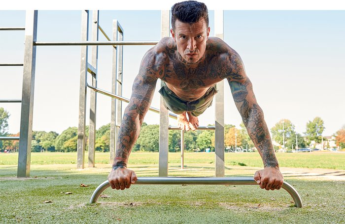 The Rules Of Bodyweight Bodybuilding