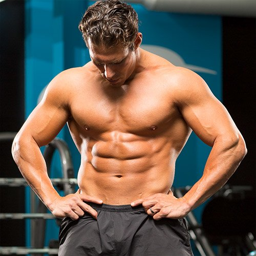 how to build six pack in one month
