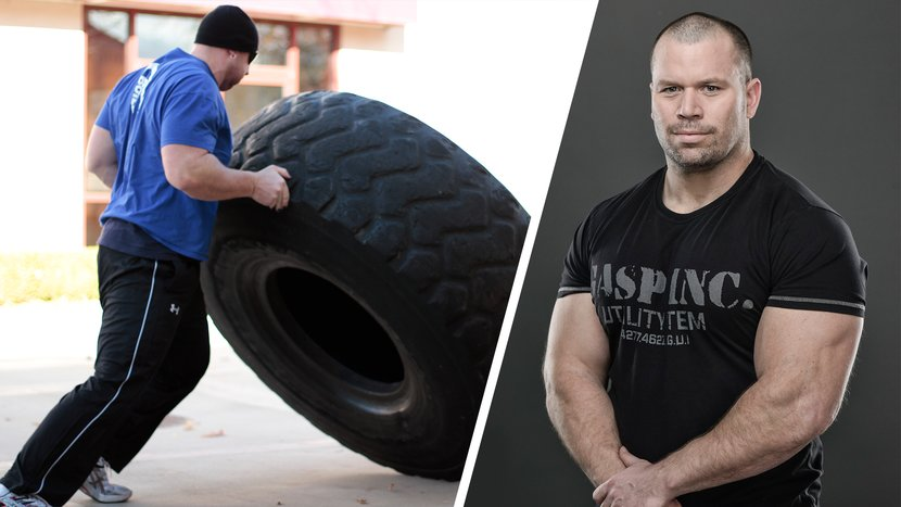 Ask The Super Strong Guy: Where Do I Start With Strongman Training?