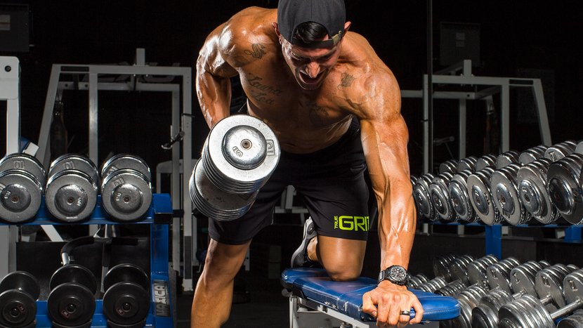 The 6 Grittiest Back Exercises You're Not Doing