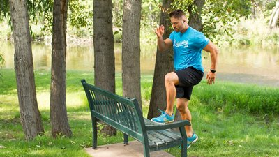 Boost Your Calorie Burn By Using Mother Nature's Gym