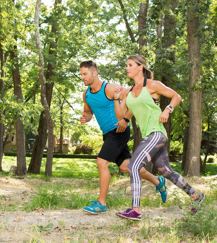 Here are some of the top benefits, and well as things to keep in mind, when taking your training from the gym to the pavement.