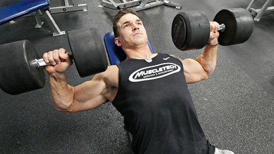 Build A Chest That Stands Out From Every Angle! banner