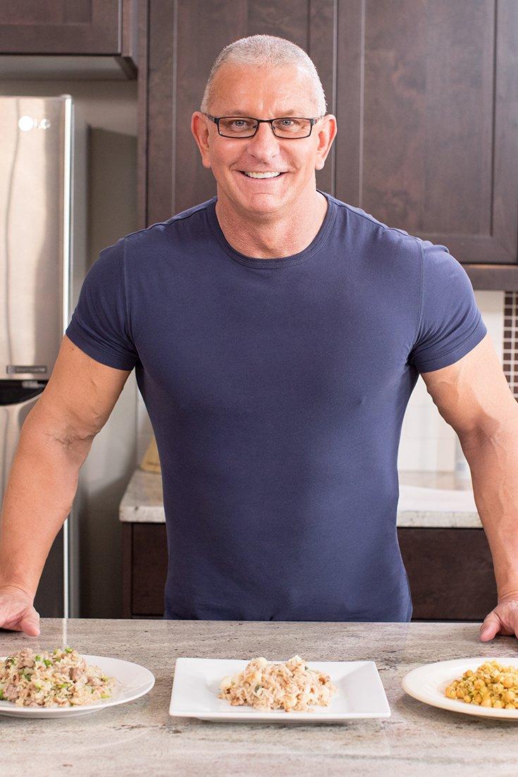 Chef Robert Irvine Rice 3 Ways Bodybuilding Com