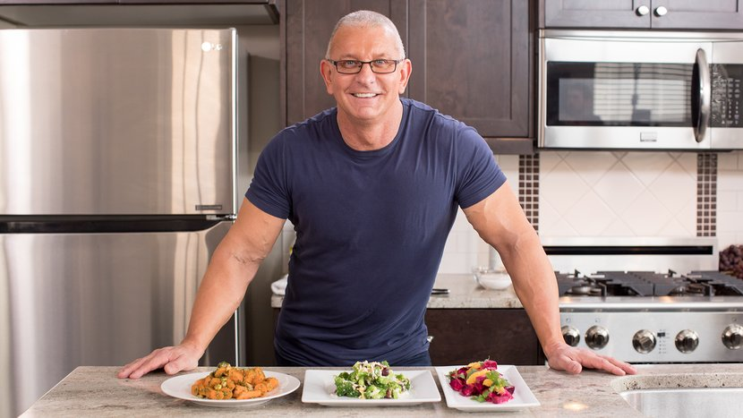 Chef Robert Irvine: Vegetables 3 Ways