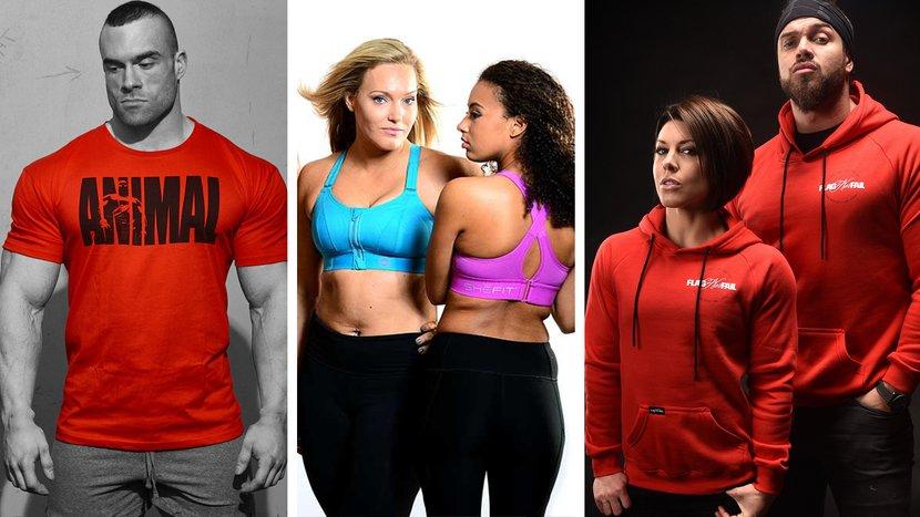 Editors' Picks: Adorn Your Athletic Body