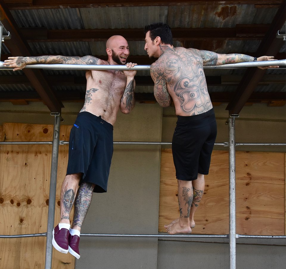 Basically, a calisthenics practitioner who has never used weights will probably be able to lift a fair amount on their initial attempts, but even accomplished lifters often struggle with things like pull-ups and unweighted one-legged squats.