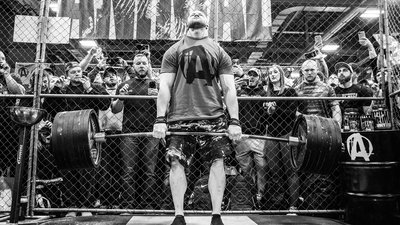 The Cage: How To Prepare For The Toughest Set Of Your Life