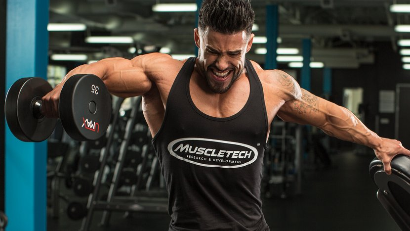 Modify Your Lateral Raises To Keep Your Shoulders Growing!